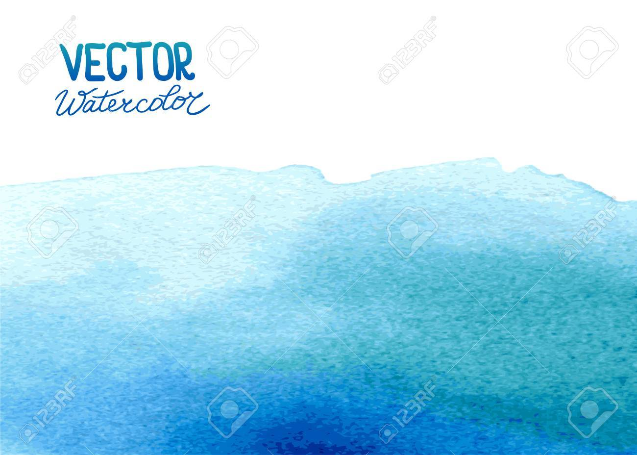 Abstract watercolor background for your design. Eps 8 vector. - 32507294