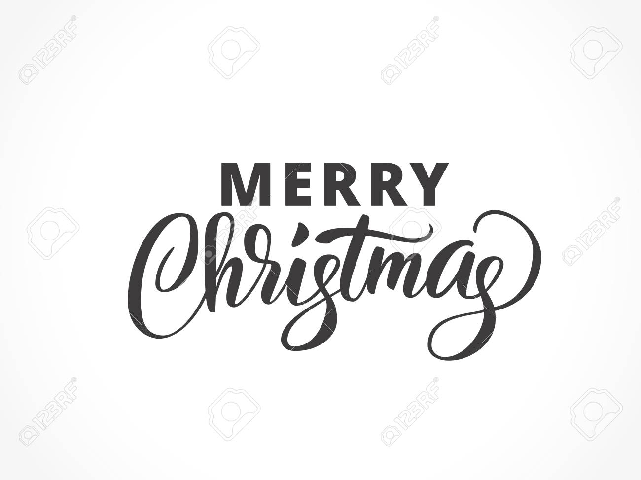 merry christmas typography with brush lettering christmas logo royalty free cliparts vectors and stock illustration image 68810358 merry christmas typography with brush lettering christmas logo royalty free cliparts vectors and stock illustration image 68810358