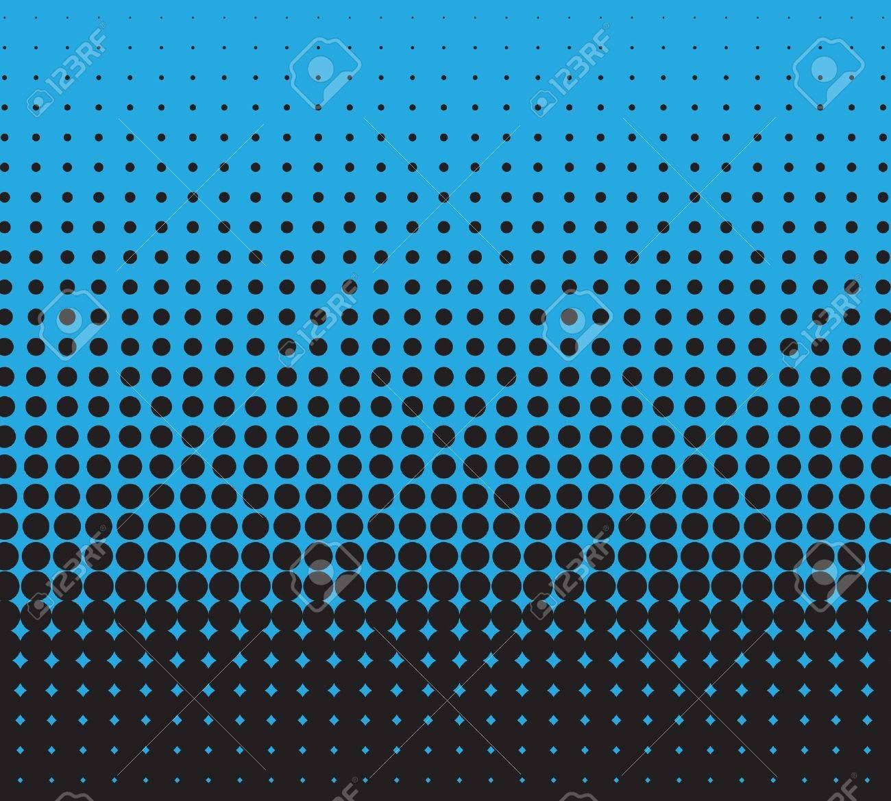 vector halftone for backgrounds and design Stock Vector - 14610274