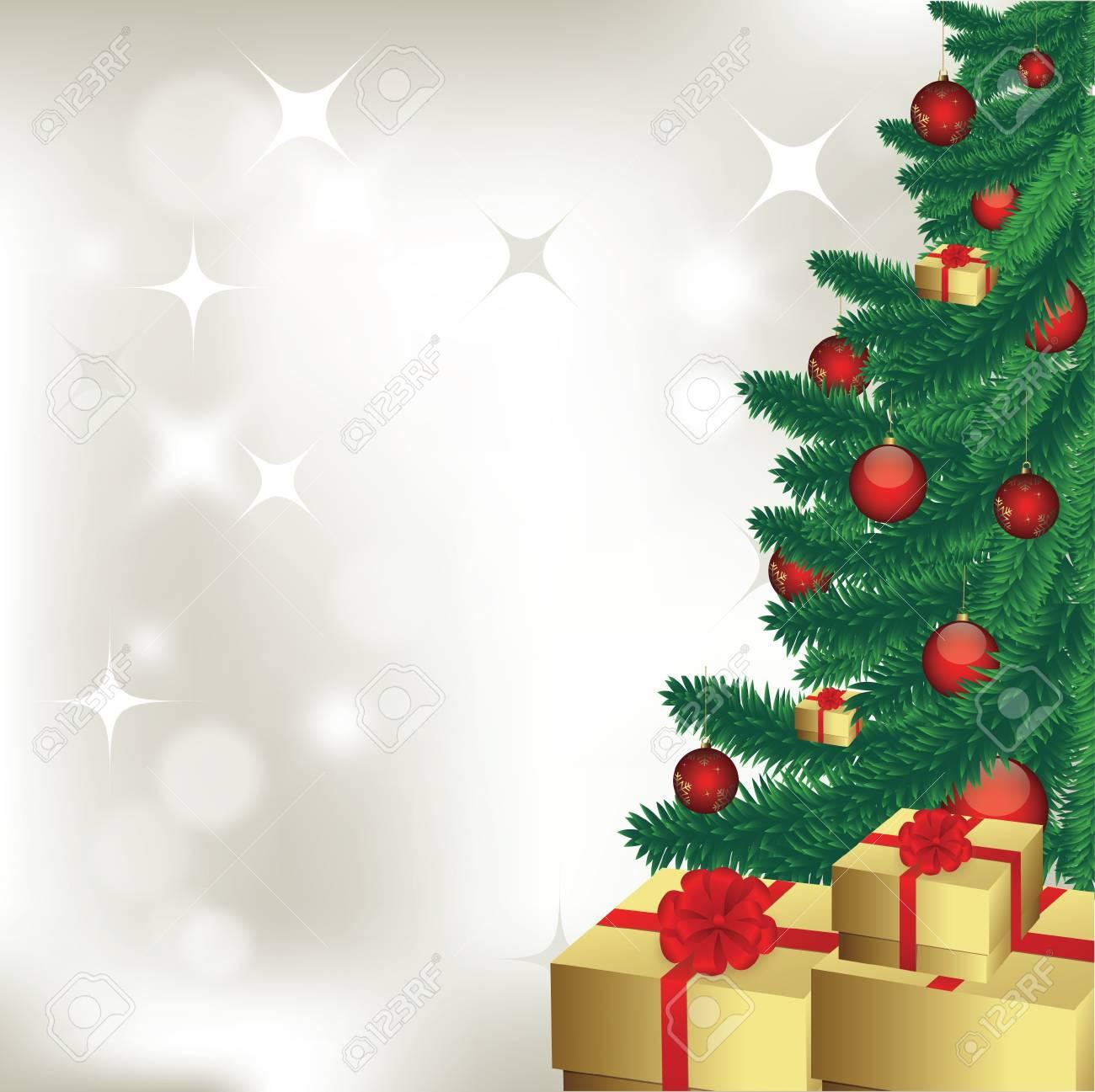 Christmas tree Stock Vector - 16258183