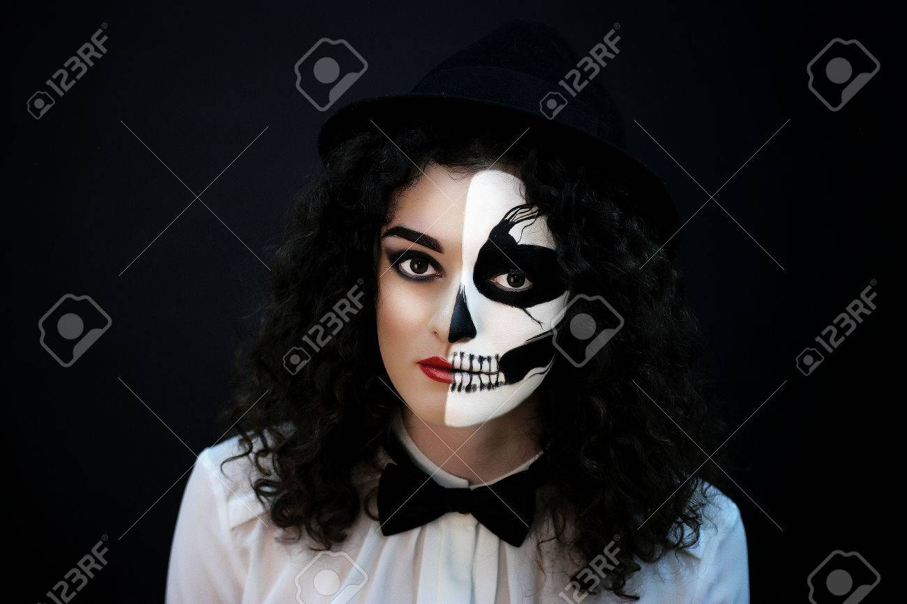 Halloween Idee.Stock Photo
