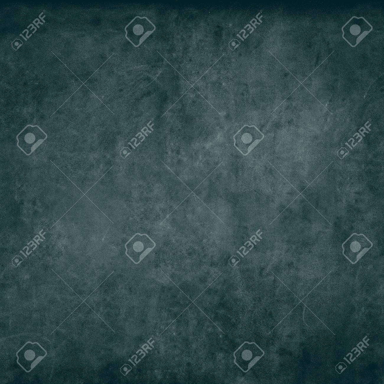 stock photo turquoise chalkboard texture abstract dark blue blackboard background classroom chalk erased school vintage monochrome square