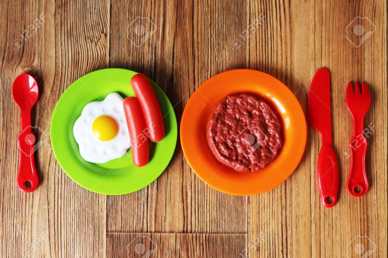 Conjunto De Platos Para Ninos Juguetes Infantiles Juego De Cocina
