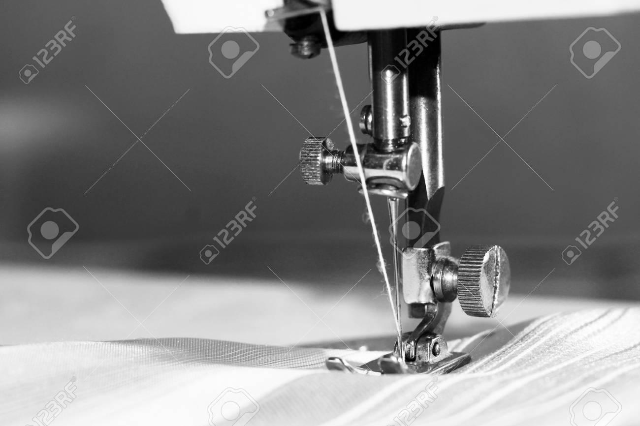 Sewing machine close-up - 93793795