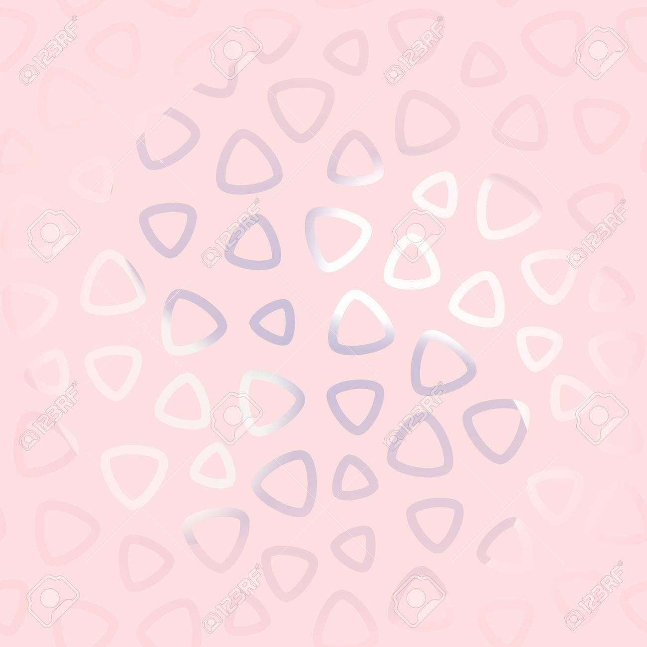 Vector Abstracto De Patrones Sin Fisuras Para Las Niñas. Papel ...