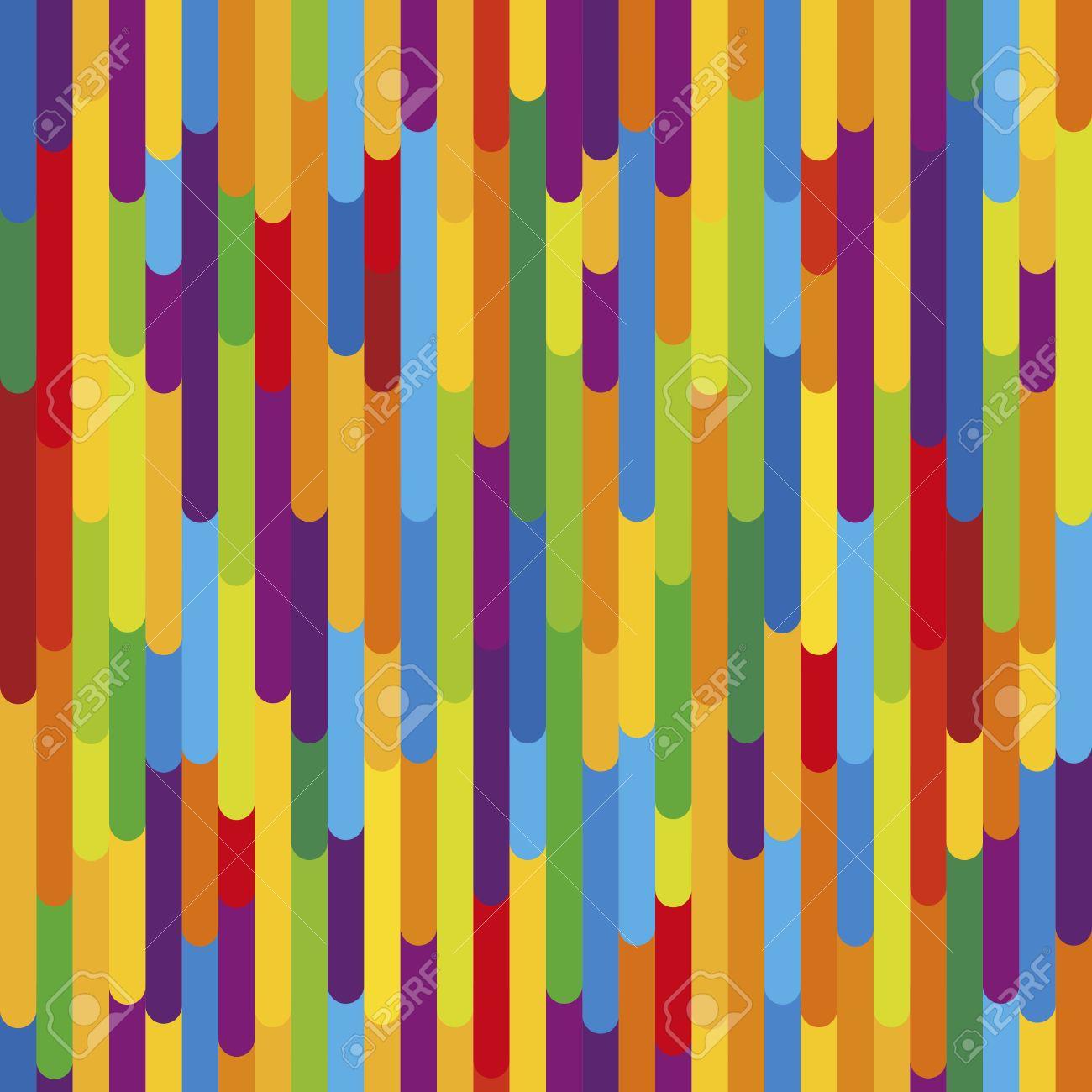 Rayas Verticales Textura De Colores De Fondo. Modelo Inconsútil Del ...