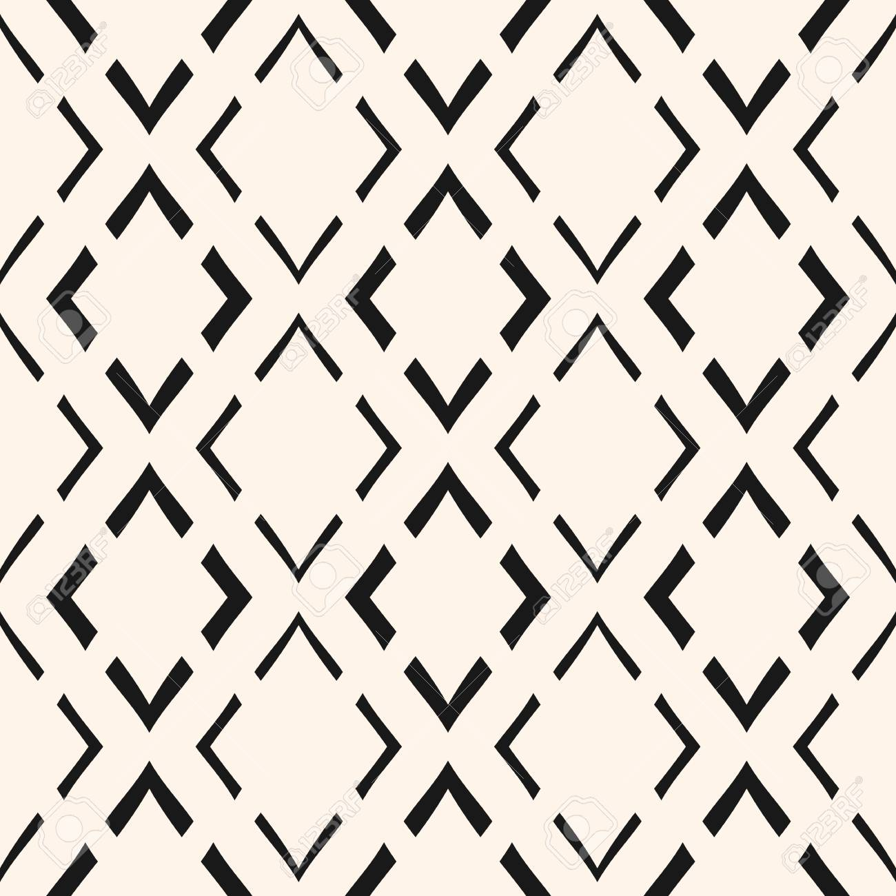 vector geometric seamless pattern modern abstract texture with rh es 123rf com simple geometric vector patterns simple geometric vector patterns