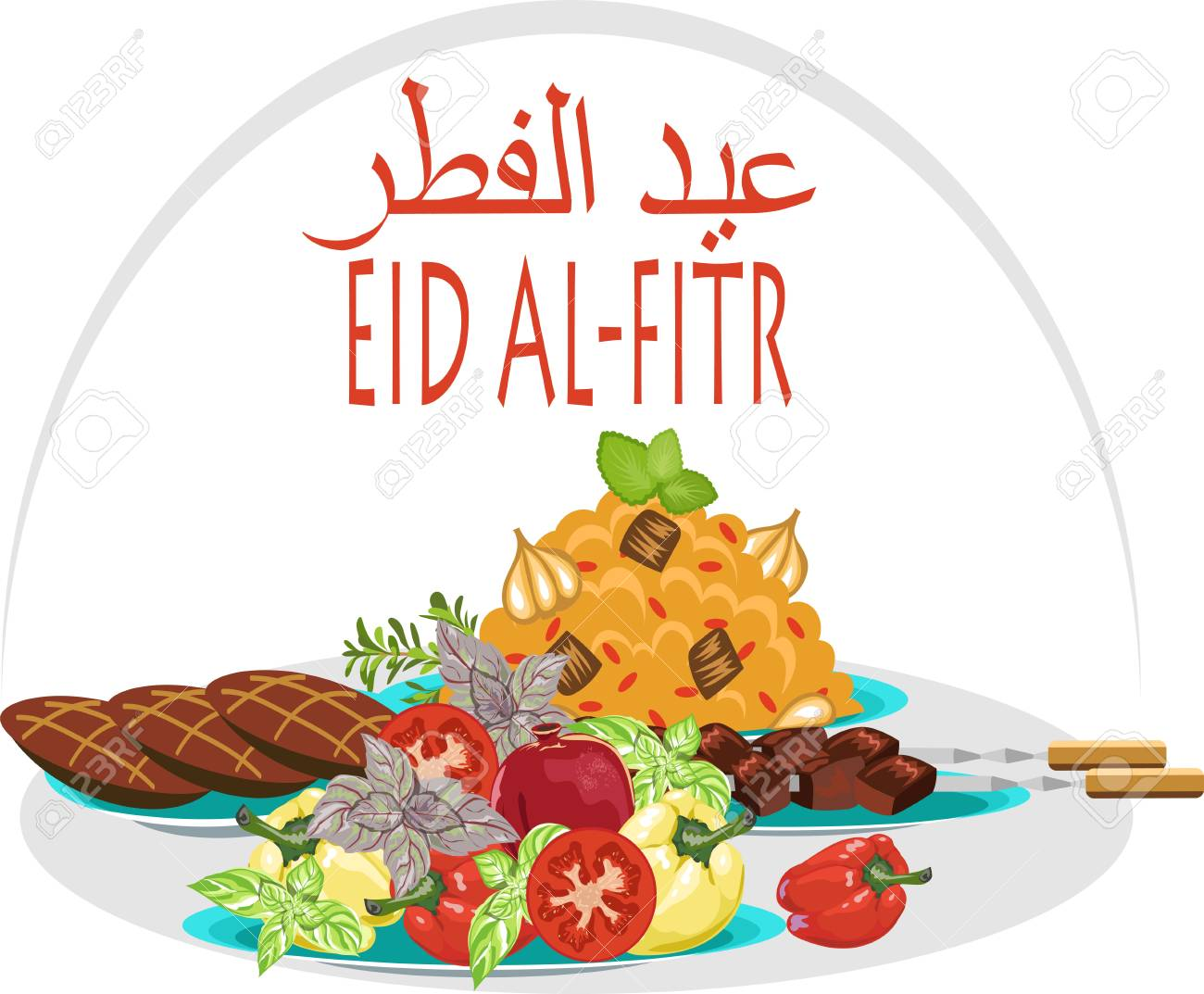 Image result for eid al fitr clipart