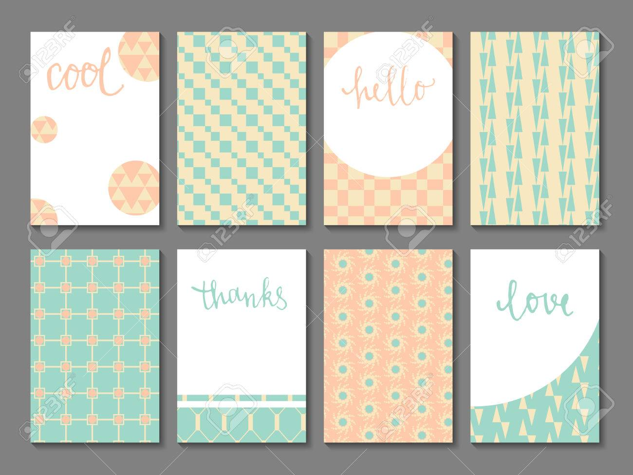 photo about Free Printable Journaling Cards called Fastened of printable journaling playing cards with basic practices, hand..