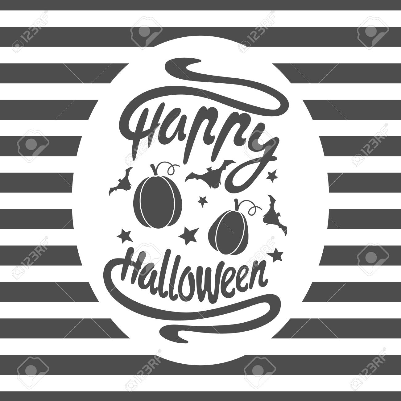 Happy halloween message design background vector illustration this happy halloween message design background vector illustration this illustration can be used as a m4hsunfo