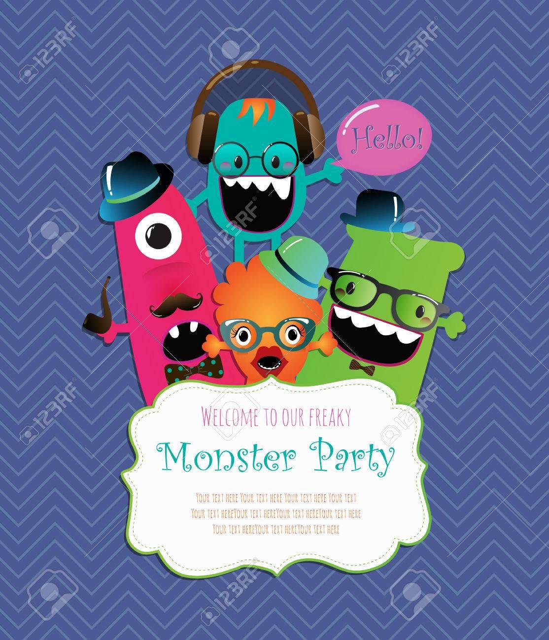 Einladung Monsterparty Animefc Info