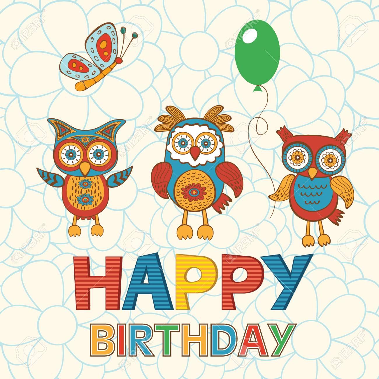 Großzügig Alles Gute Zum Geburtstag Karten Malvorlagen ...