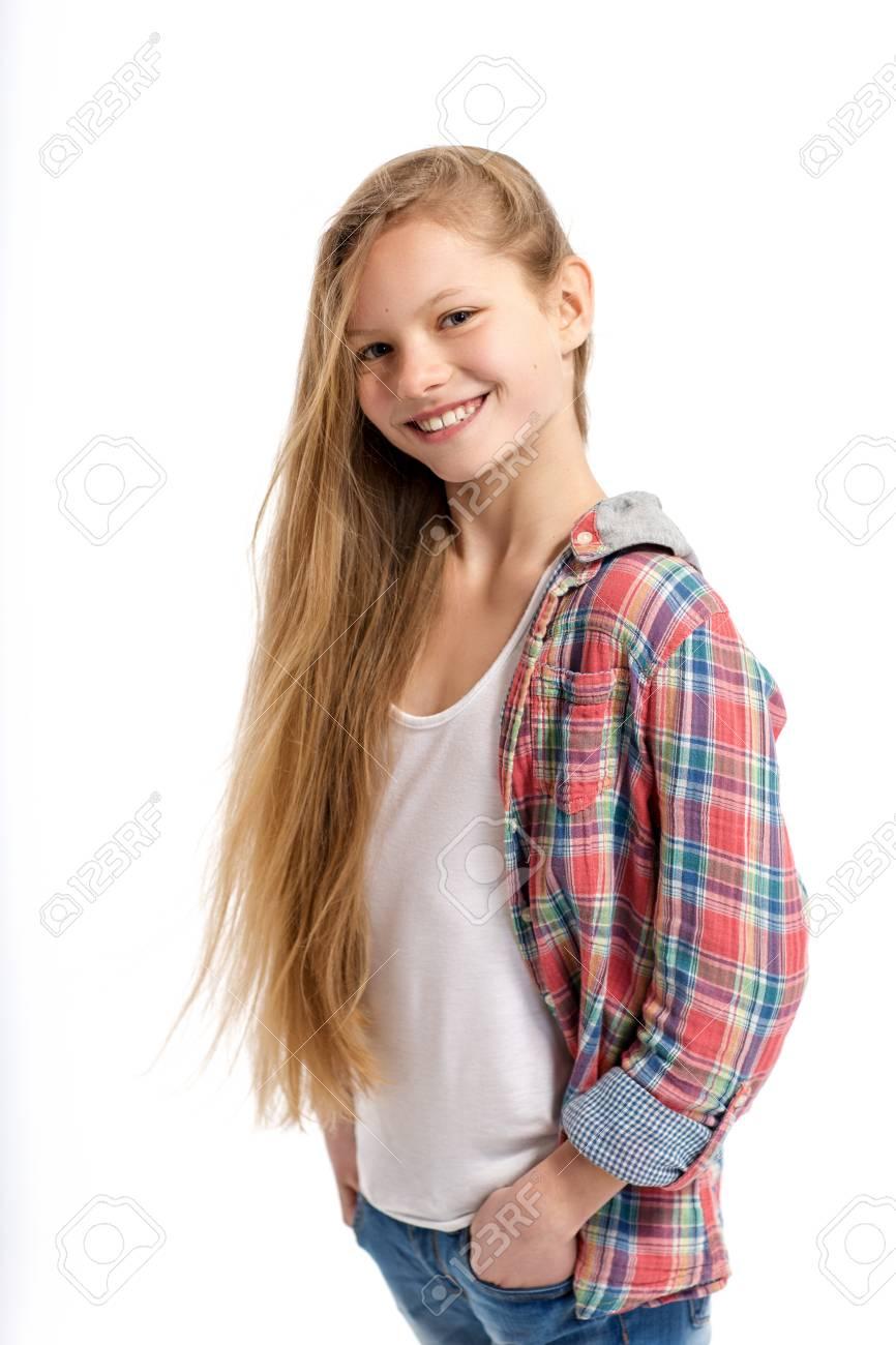 Teenager Jungen Teenager Mädchen