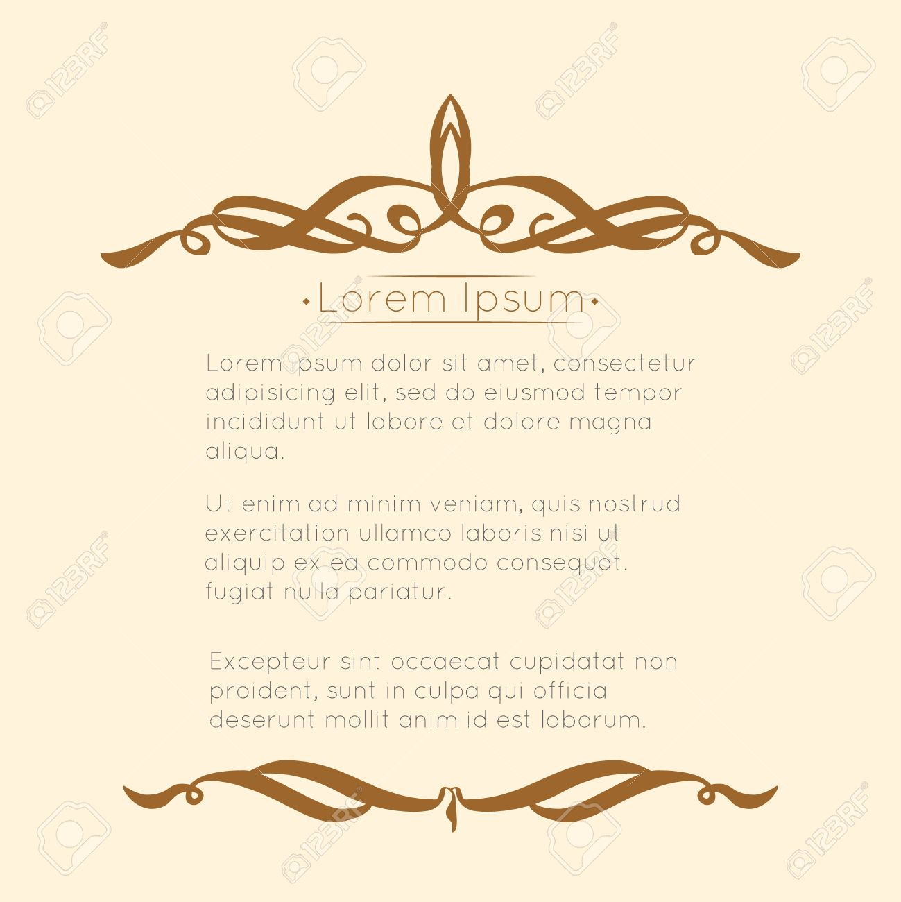 Wedding Invitation Border Templates Image Collections Party Invitations Designs Gallery Ideas