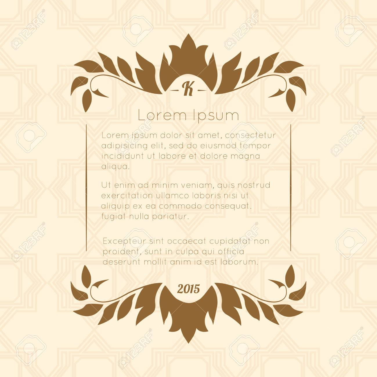 Border designs for greeting cards template design for invitation template design for invitation labels poem writing stopboris Choice Image
