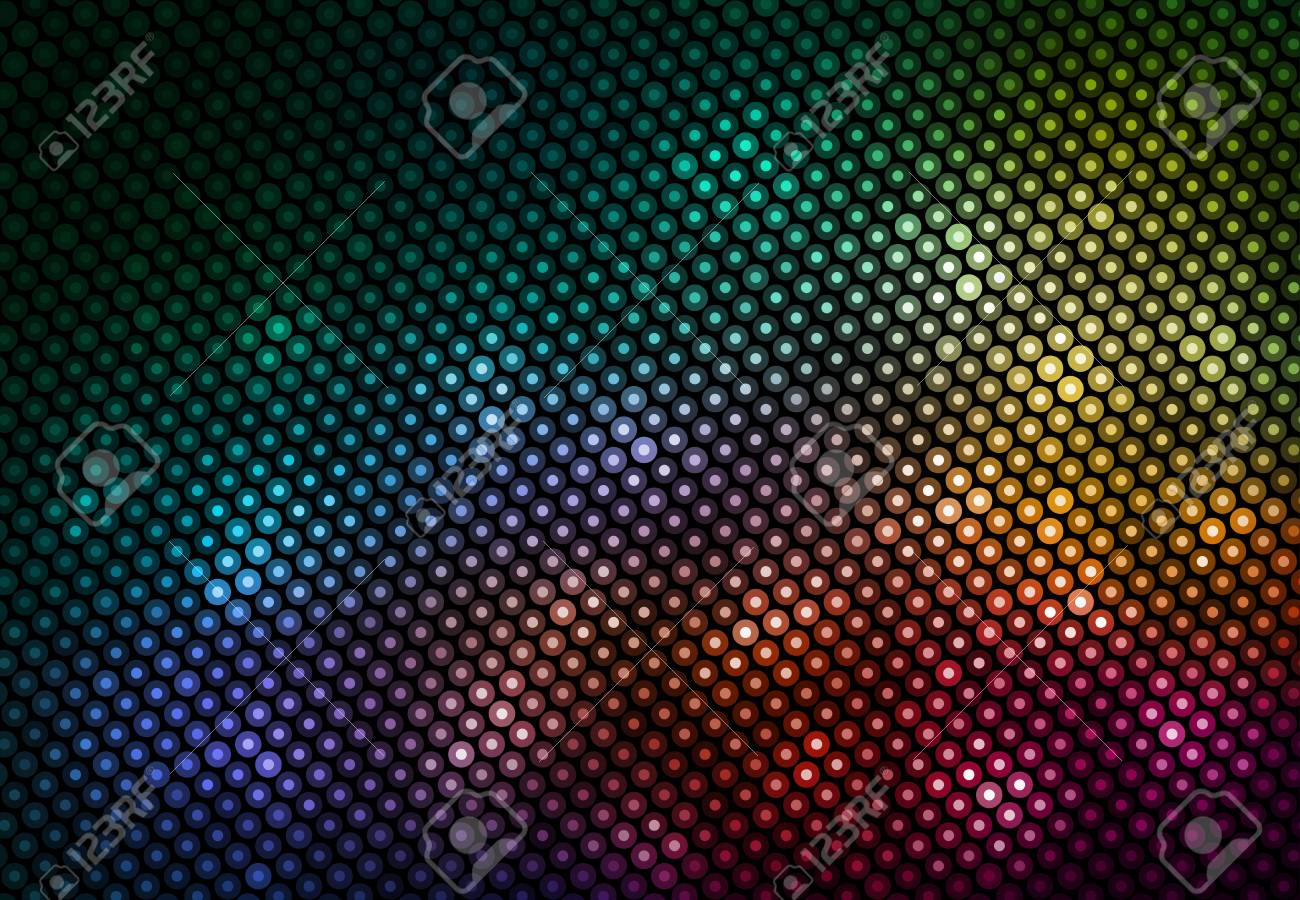 Colorful mosaic banner Stock Vector - 13700824