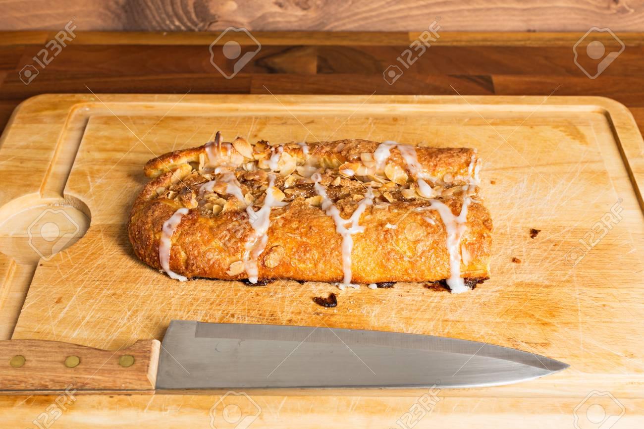 Danish pastry - original Wienerbrod from Copenhagen