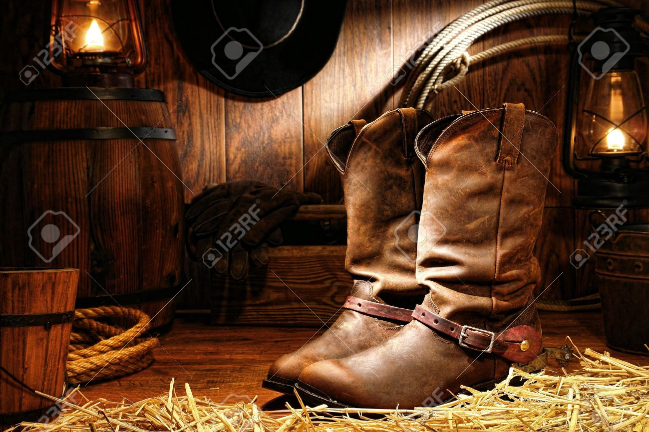 Cowboy Boots Stock Photos Images. Royalty Free Cowboy Boots Images ...
