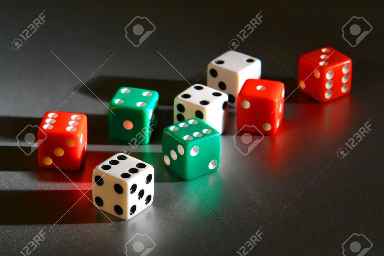 Gambling dice outdoor casino