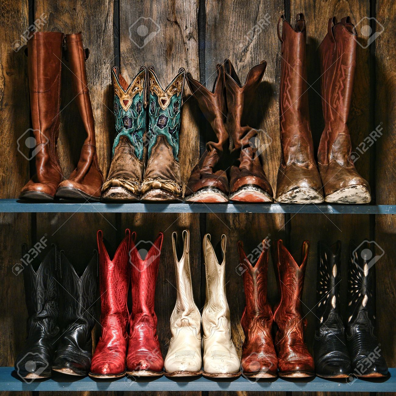 Cowgirl Boots Images & Stock Pictures. Royalty Free Cowgirl Boots ...
