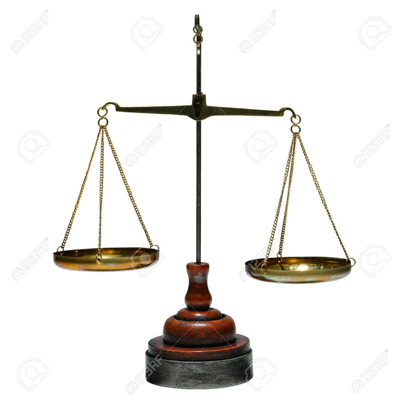 Ancien Poids Antique Type De Balance En Laiton échelle De Mesure ...