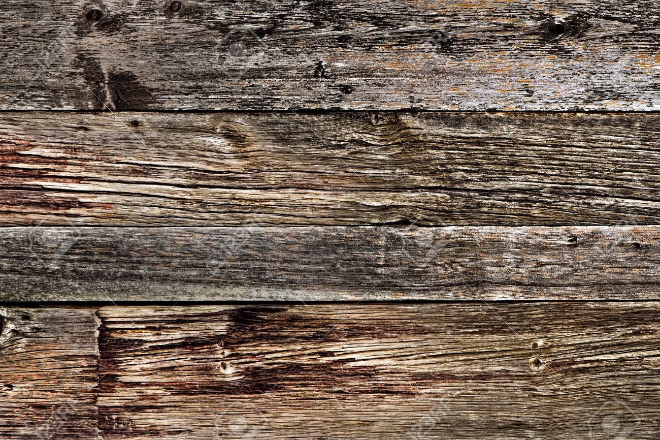 Lovely Antique And Weathered Barn Wood Old Plank Boards Rustic Barnwood  UJ53