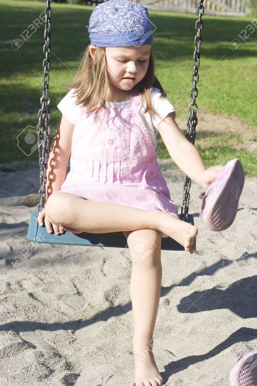 little girl sun iStock