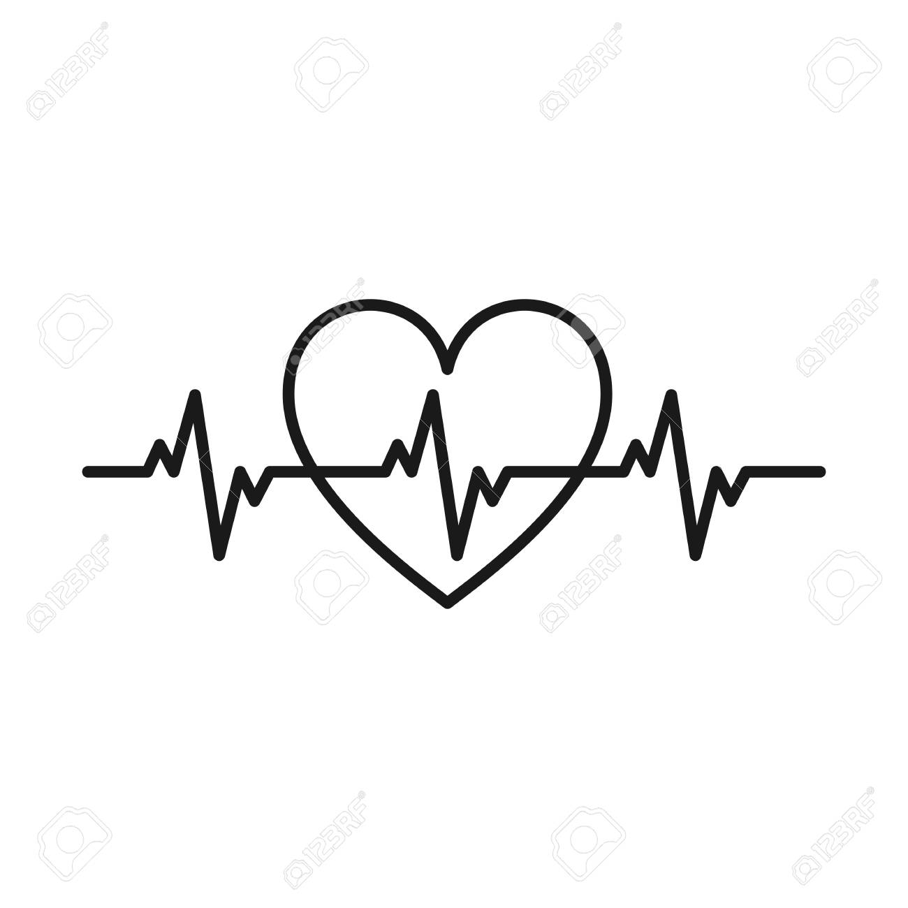 Heart Clipart Black And White images, Free Download Heart Black And White -  Free Transparent PNG Logos