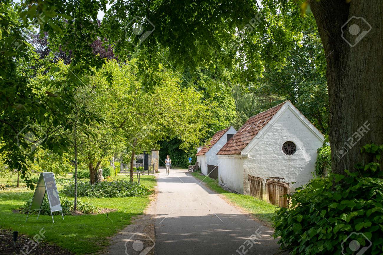Assistens Cemetery in Copenhagen, Denmark - 171014322