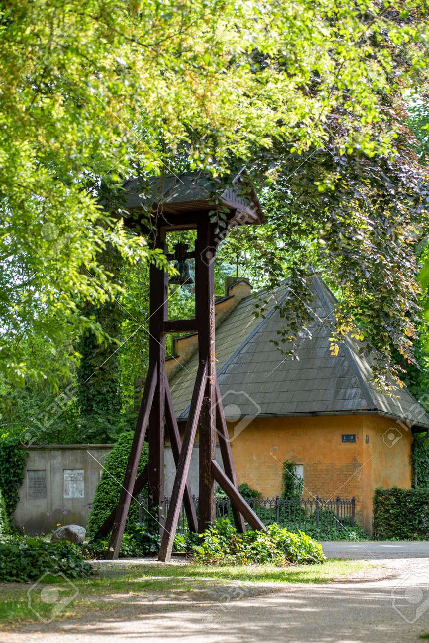 Assistens Cemetery in Copenhagen, Denmark - 171014321