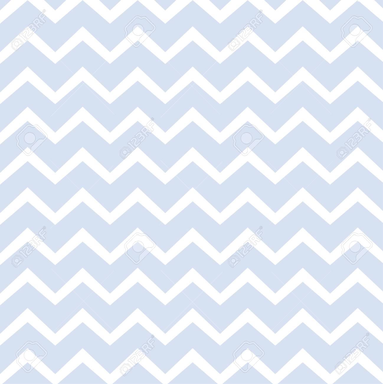 Seamless zigzag line pattern - 114708486