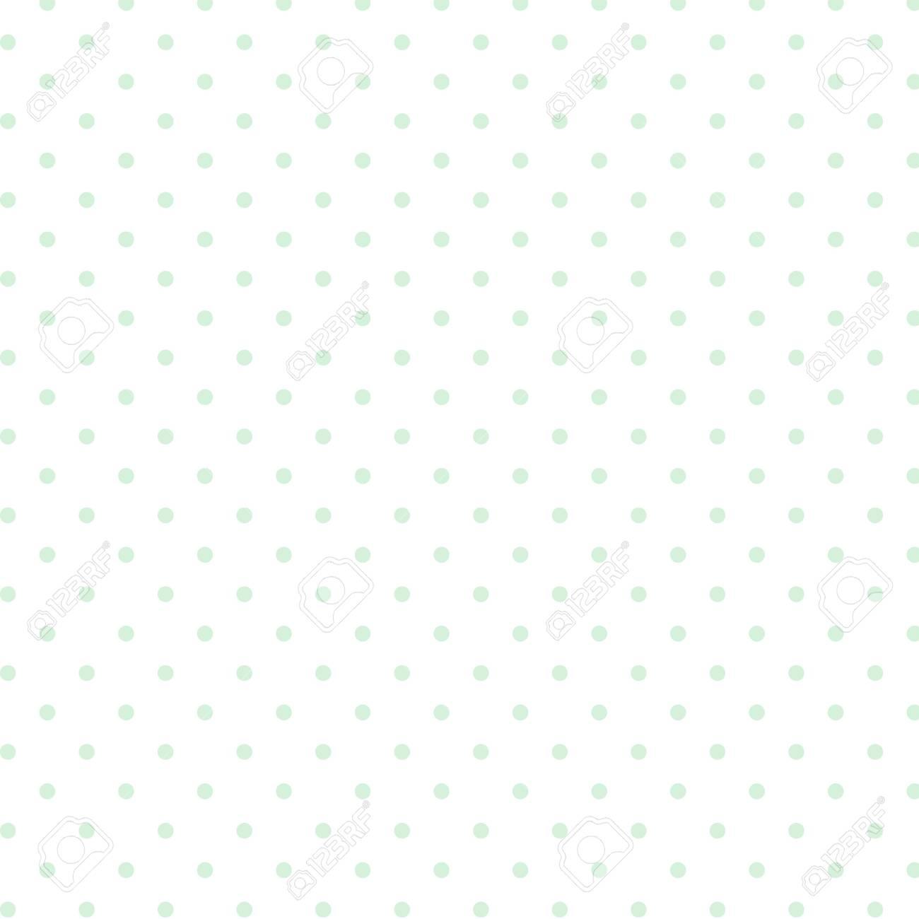 Polka dot background pattern - 114708488