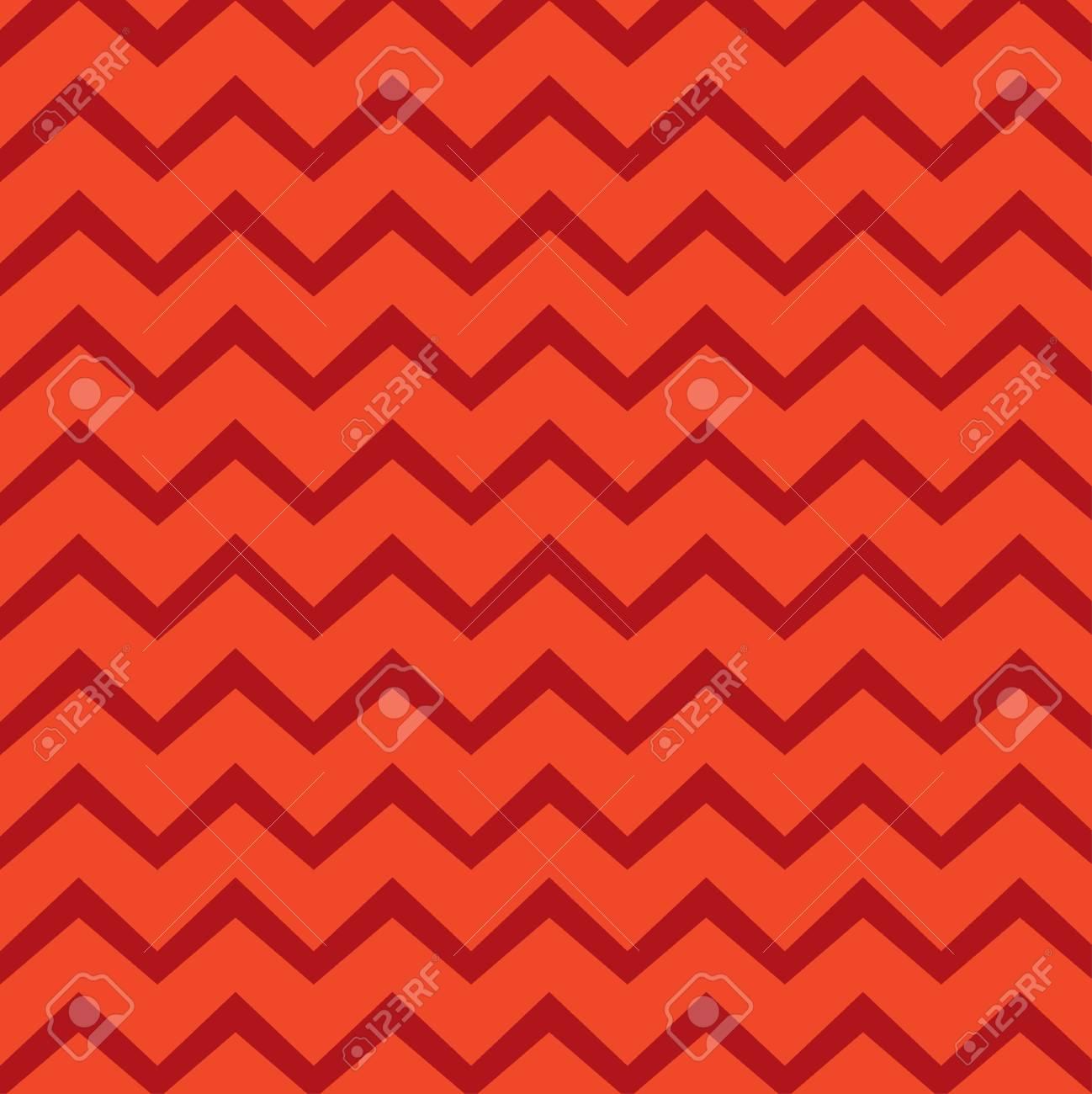 Seamless zigzag line pattern - 114708490