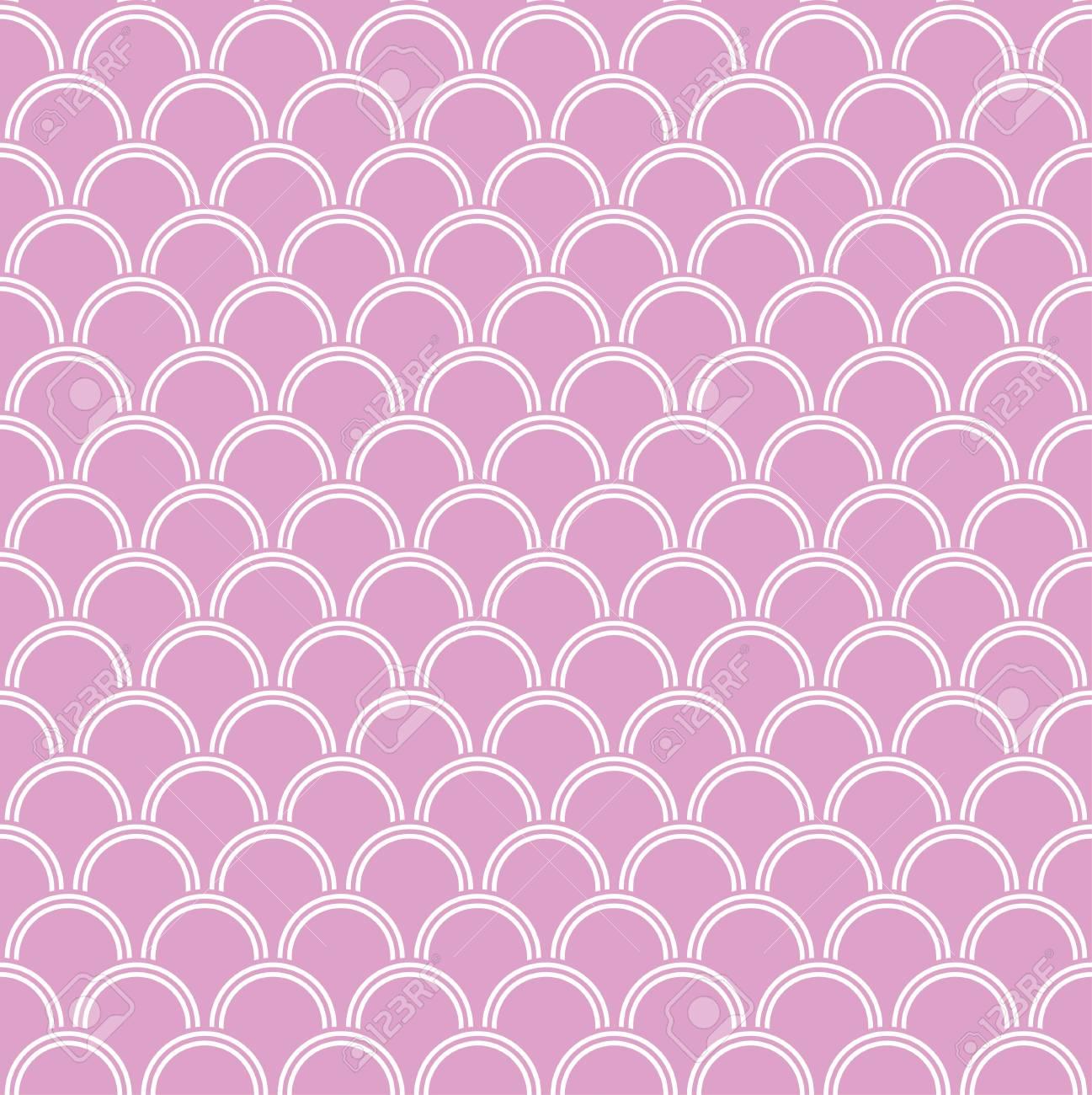 Seamless wave pattern - 114708497