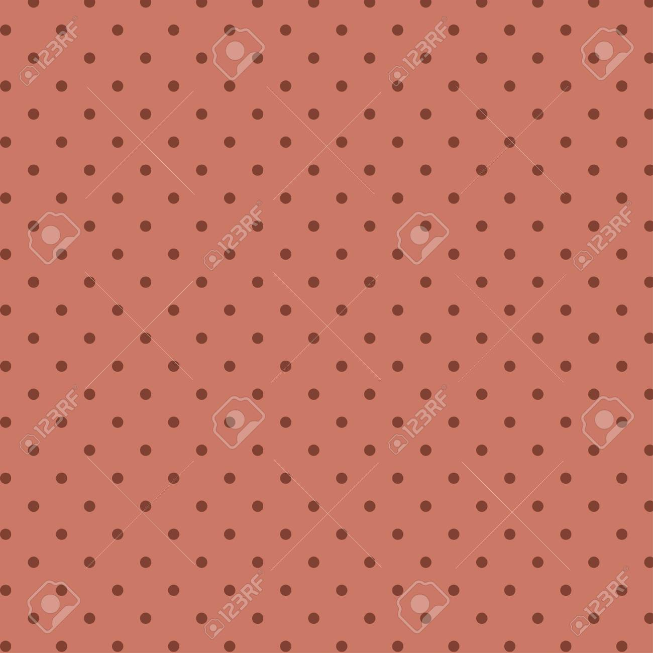 Polka dot background pattern - 114708503