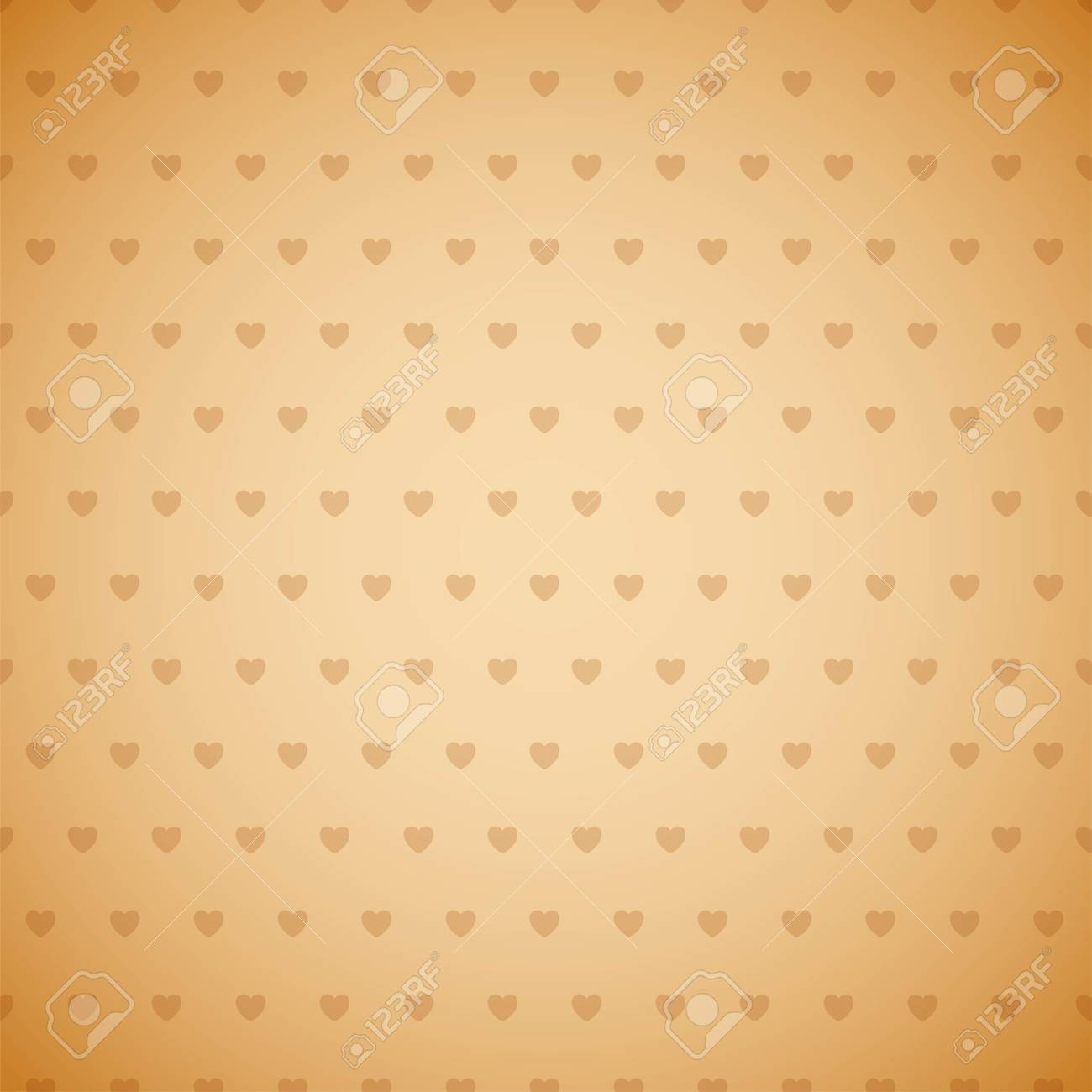Abstract heart seamless pattern. - 114708511