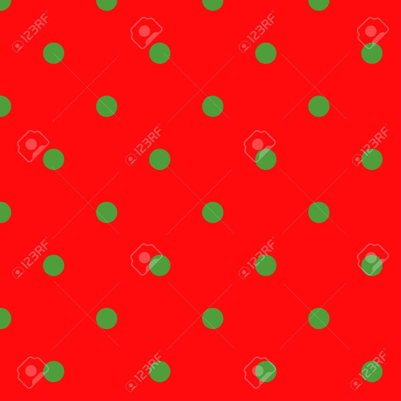 Polka dot background pattern - 114708550