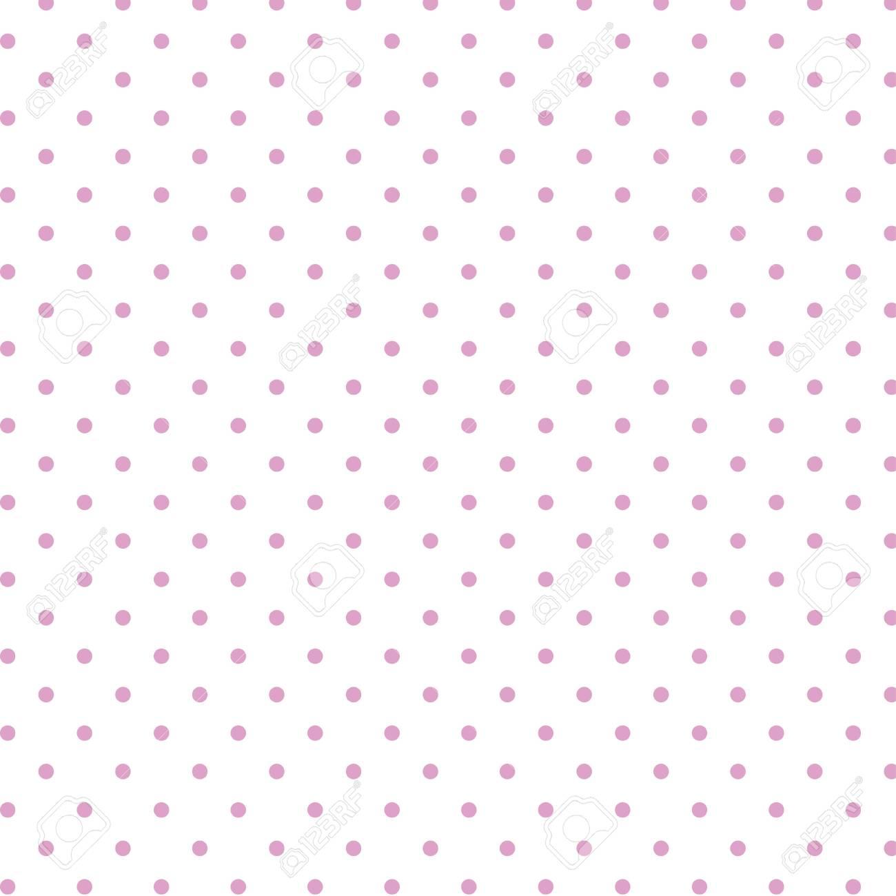 Polka dot background pattern - 114708569