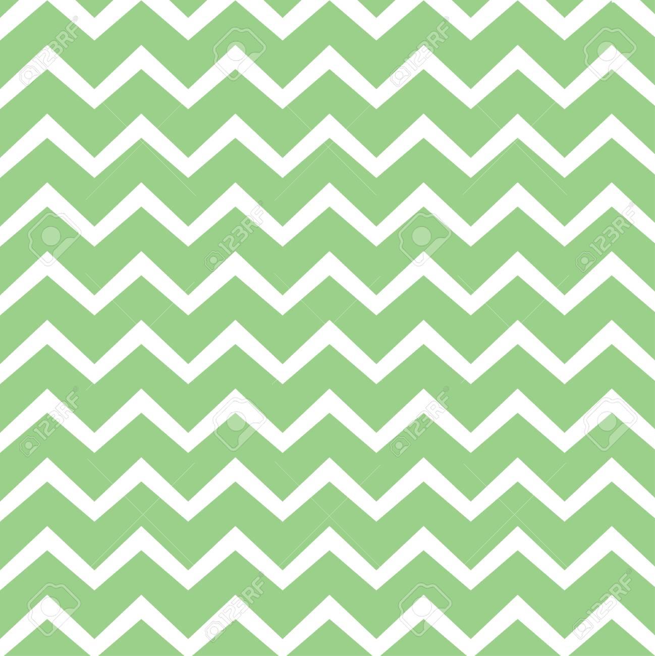 Seamless zigzag line pattern - 114708570