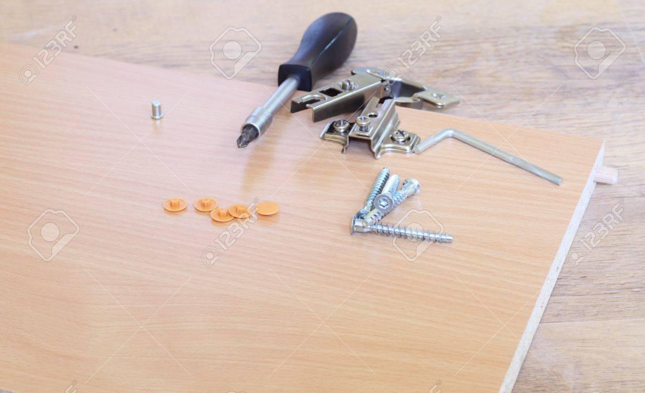Neu Anordnen Selbstkonfektion Möbel Aus Holz Niemand Lizenzfreie