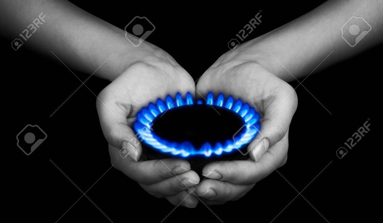 gas Stock Photo - 17484114