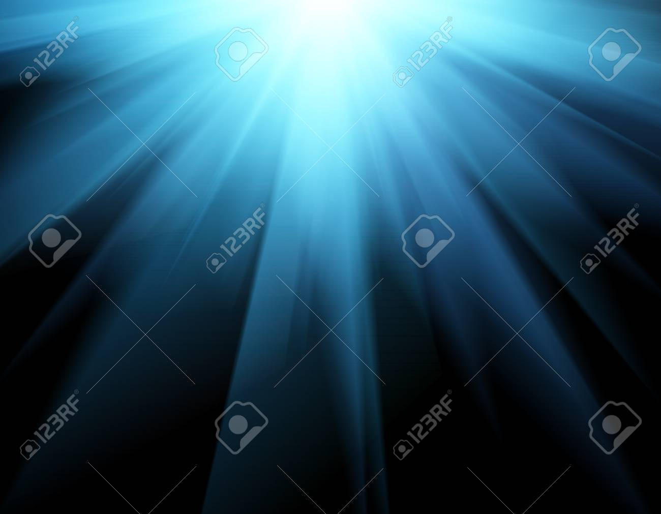 Abstract blue background Stock Photo - 17832890