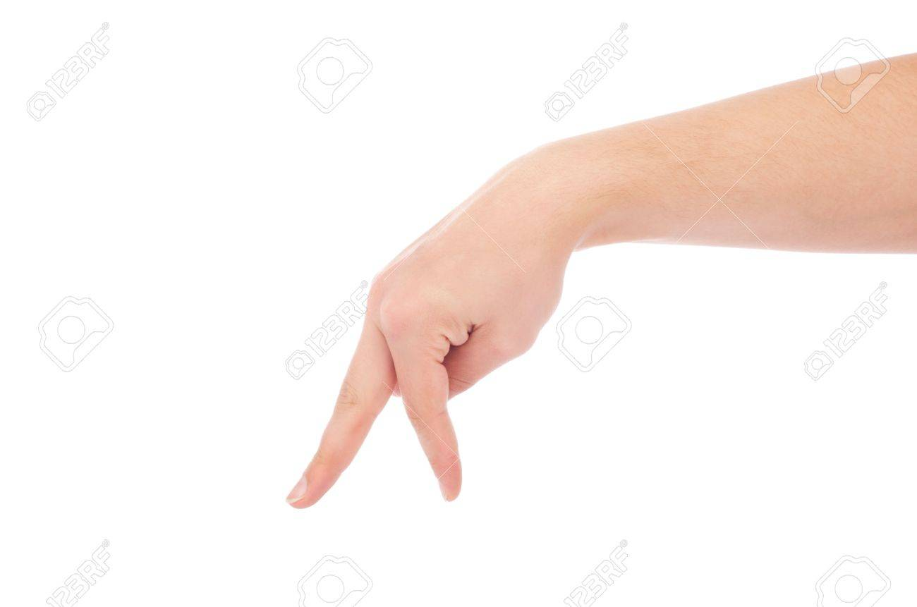 Hand of man Stock Photo - 17832823