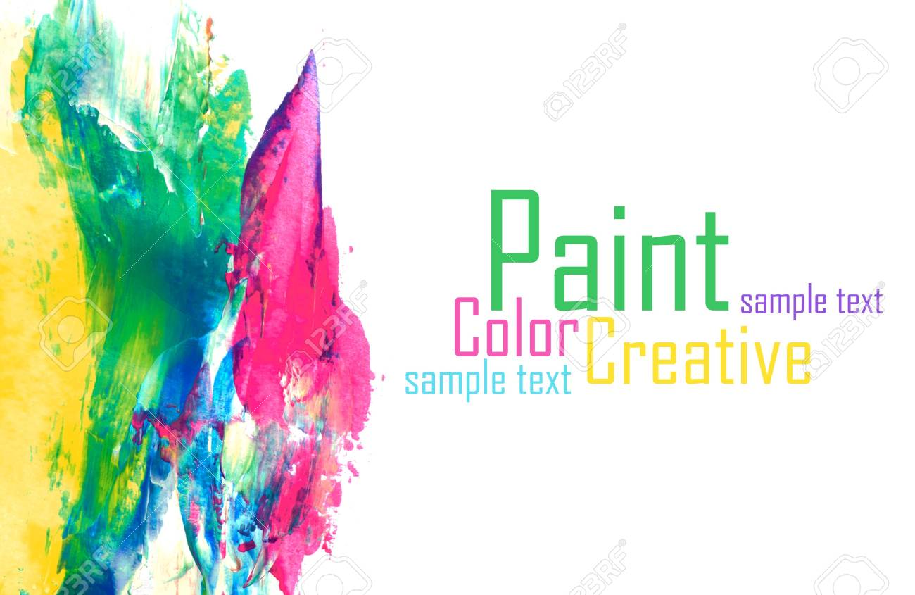 Color Paint Stock Photo - 18118065