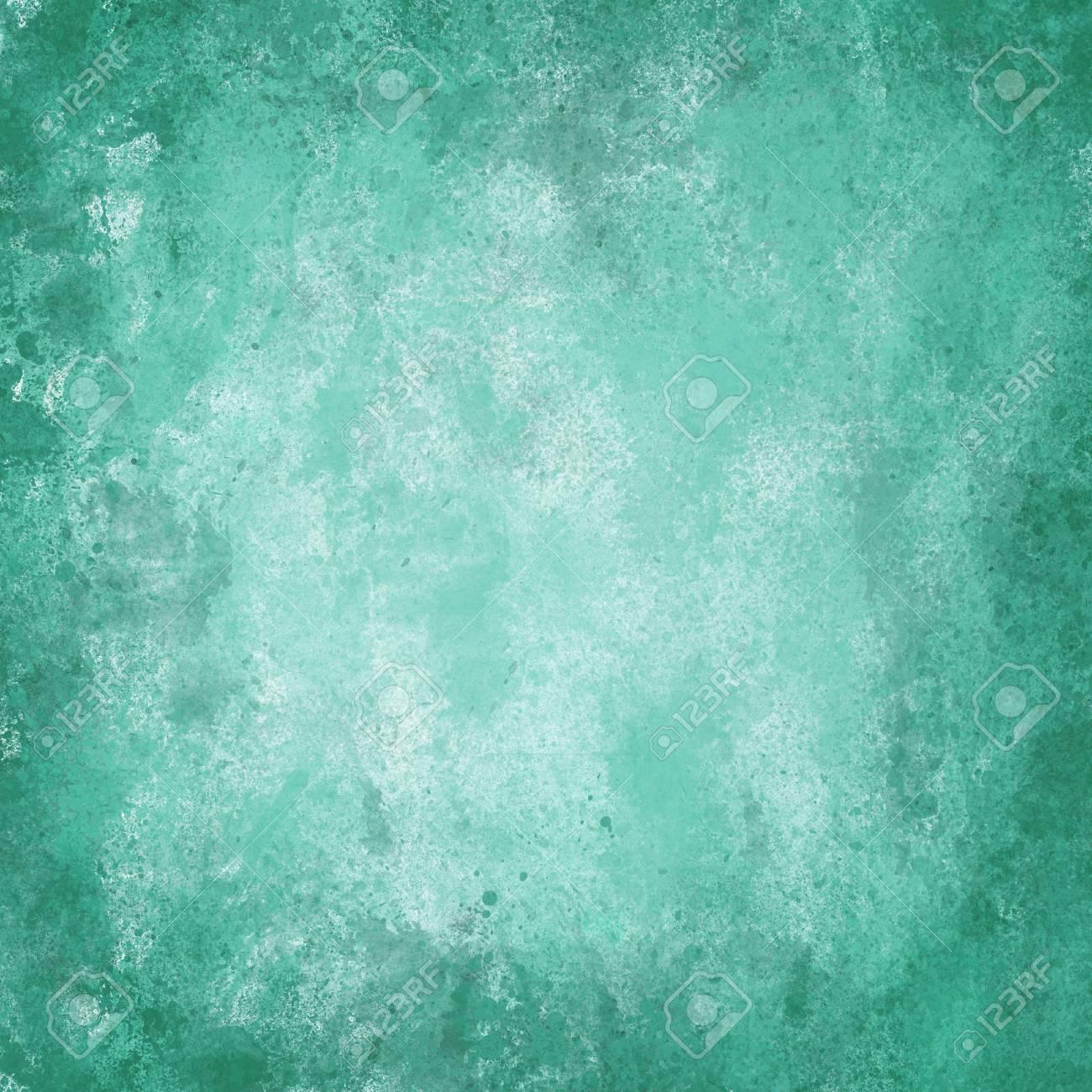Abstract Blue Background Light Color Vintage Grunge Background