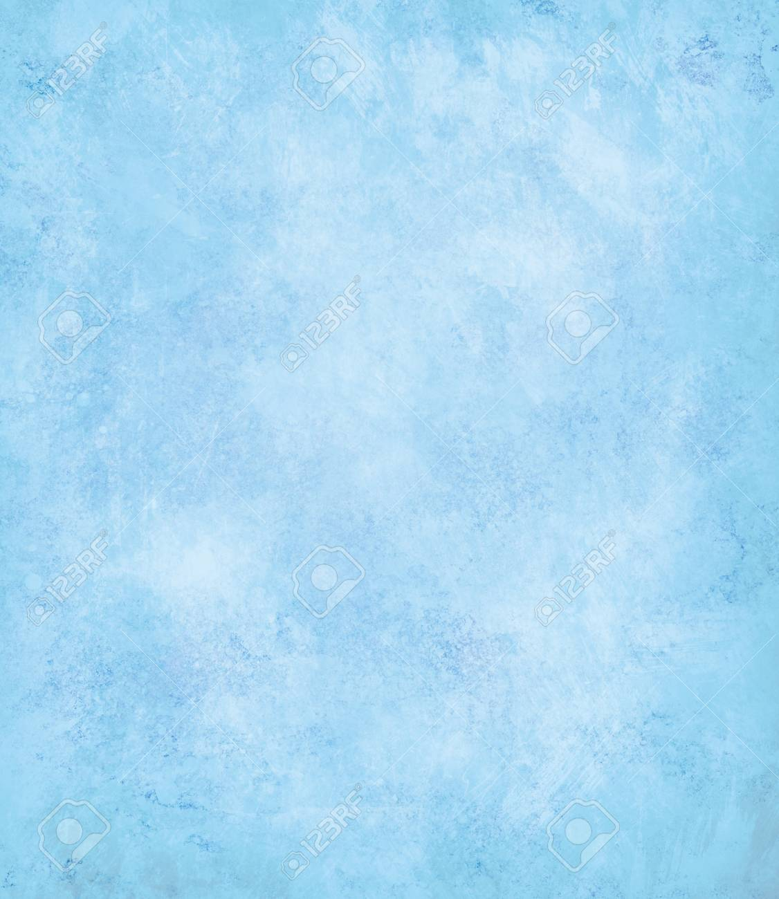 Fond Bleu Ciel Pâle Avec Texture Grunge De Fond Vintage Pastel Doux