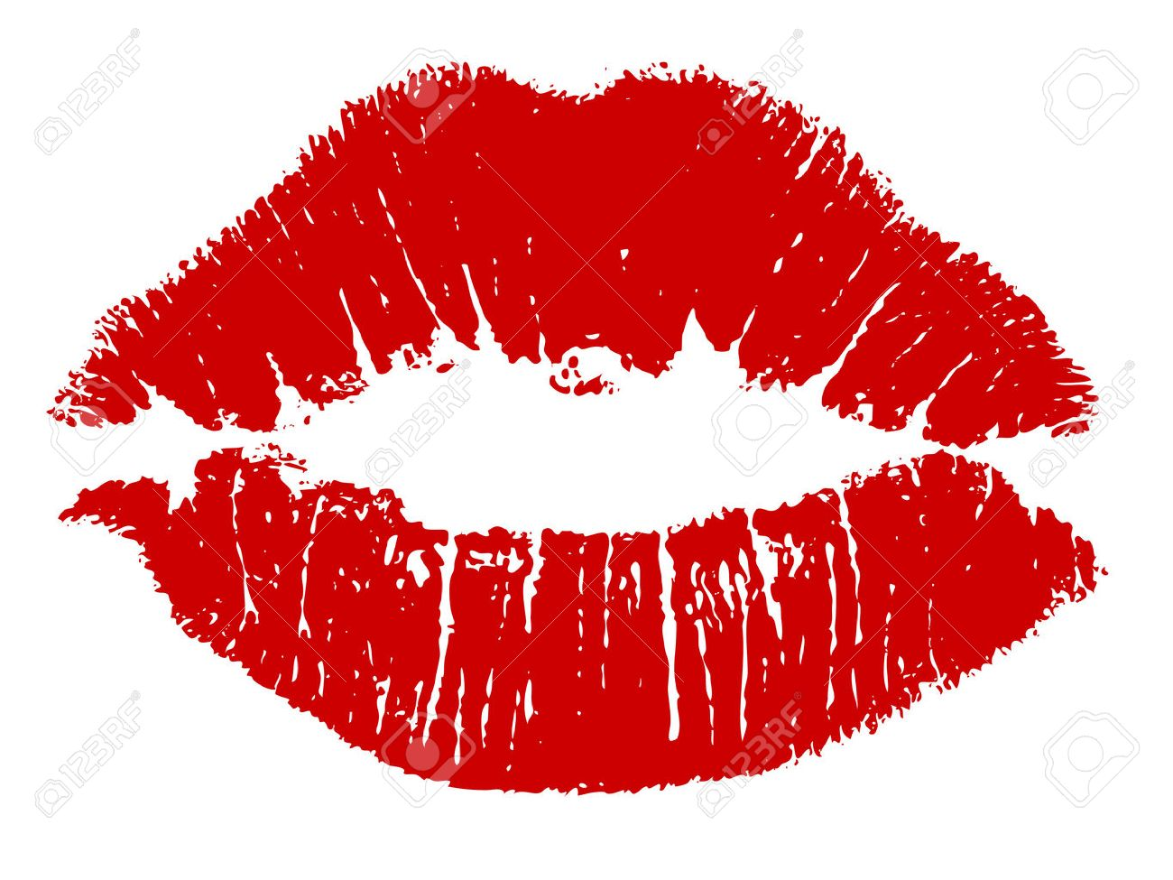 red kiss lips vector royalty free cliparts vectors and stock rh 123rf com lips vector freepik lips vector free download