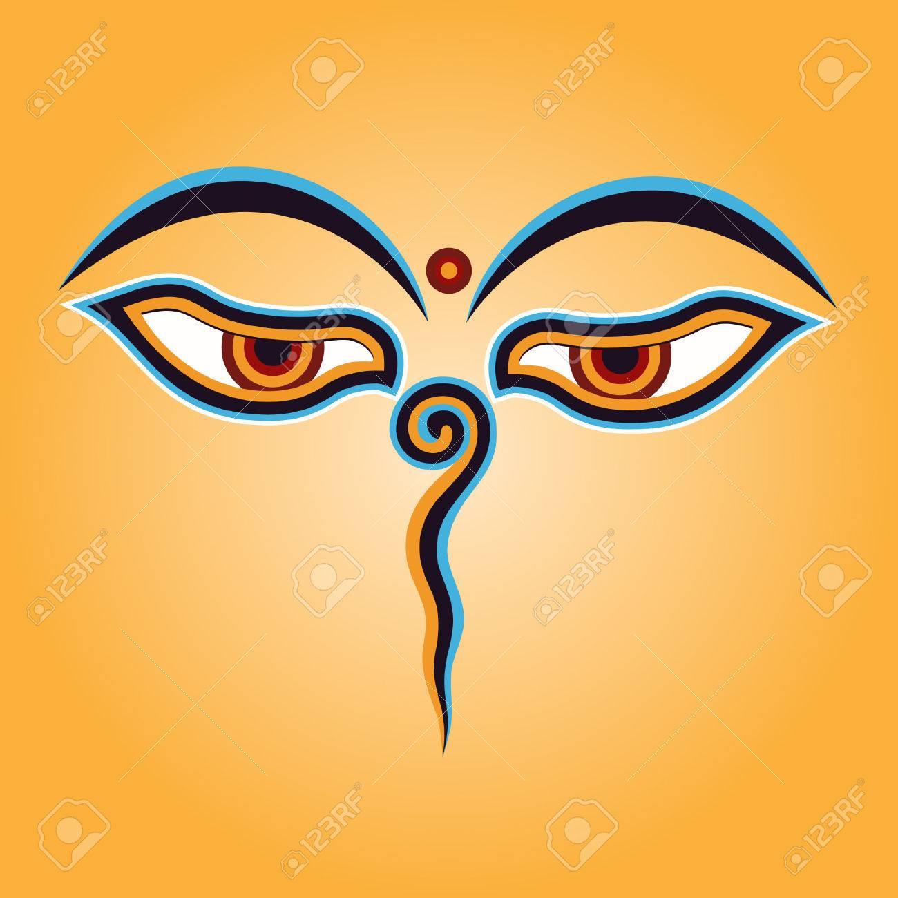 Buddha eyes vector royalty free cliparts vectors and stock buddha eyes vector stock vector 36999723 biocorpaavc Images