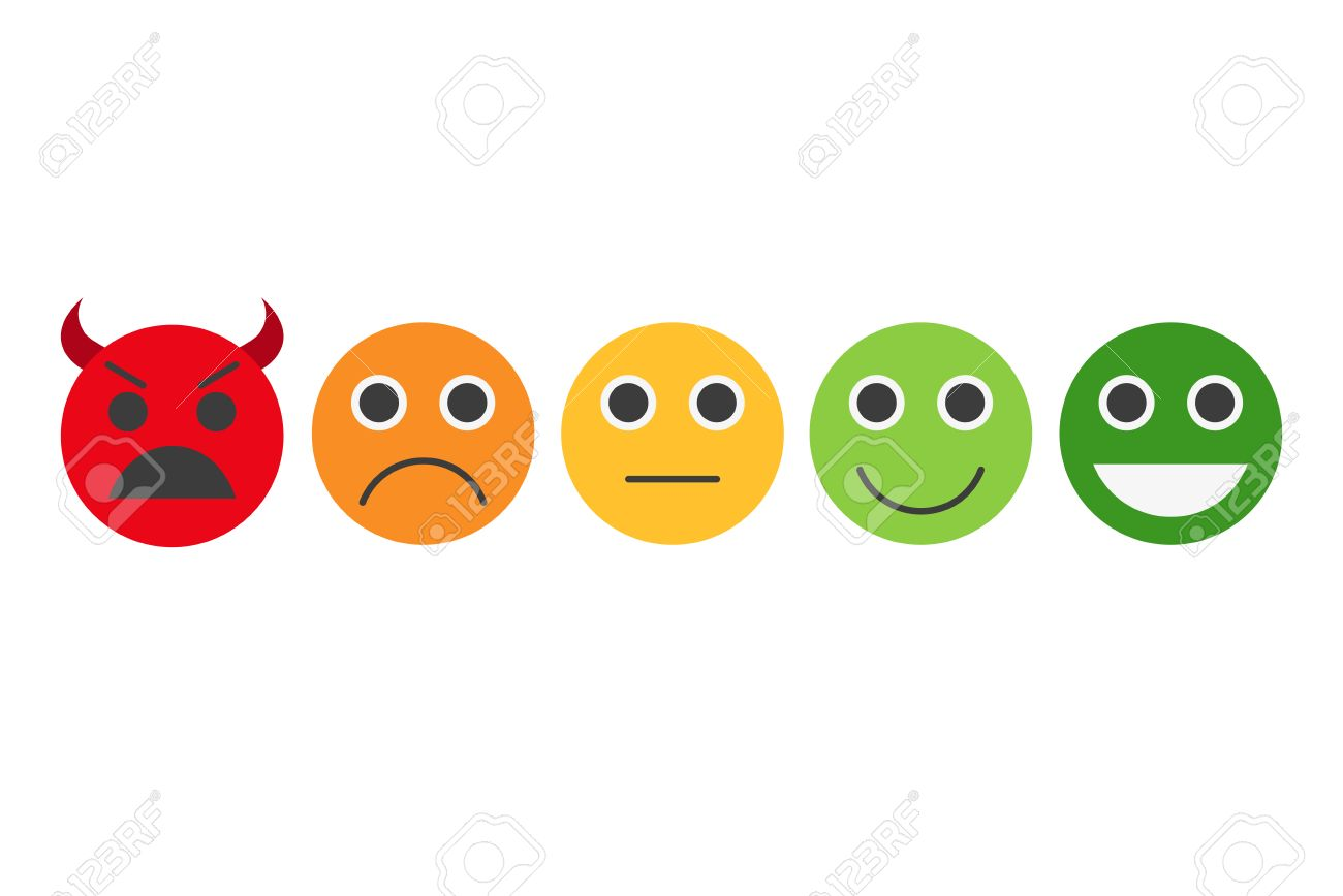 Feedback In Form Of Emotions Smileys Emoji Feedback Vector  Feedback In Form Of Emotions Smileys Emoji Feedback Vector Concept Rank Level Of Satisfaction Rating Stock Vector Photo  Stock Vector Feedback In Form Of Emotions Smileys Emoji Feedback Vector Concept Rank Level Of Satisfaction Rating