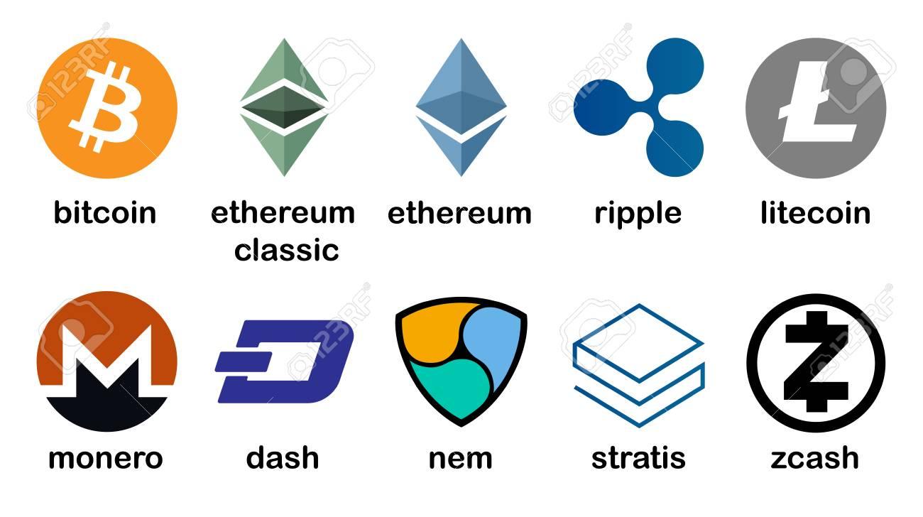 bitcoin litecoin ethereum ripple
